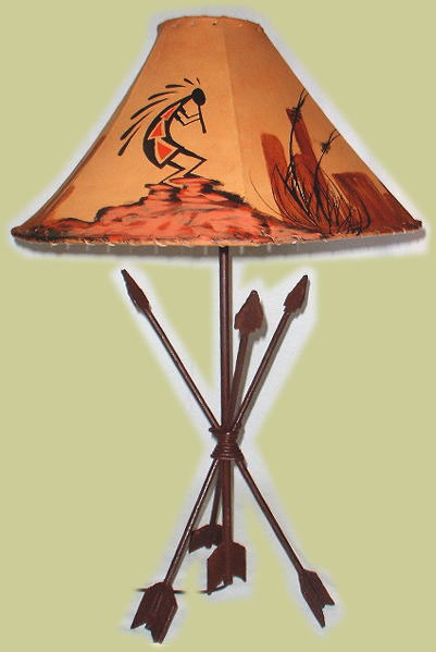 SOUTHWEST AND WESTERN LAMPS